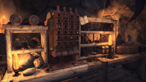 《奎恩:不死的思想》游戏截图