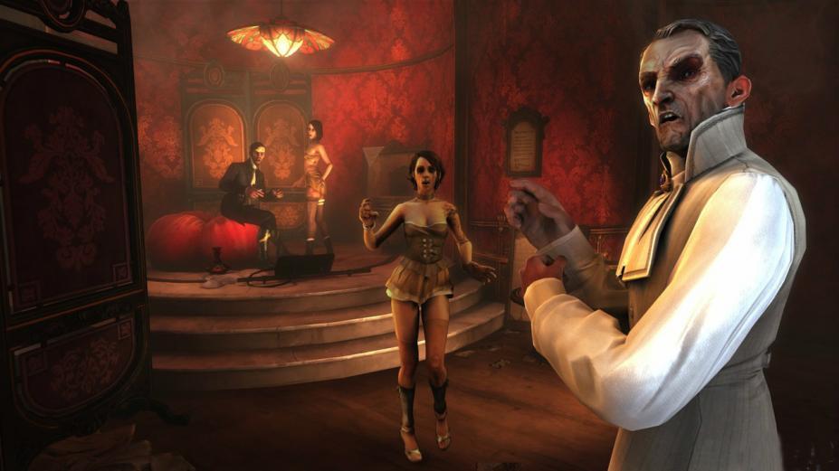 《羞辱2》游戏视频截图(1)