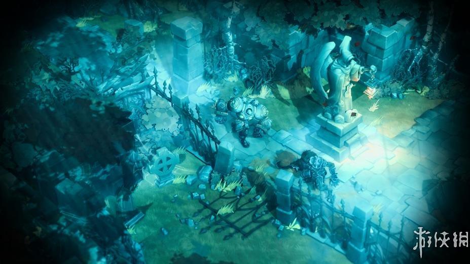 《战神:夜袭》游戏截图