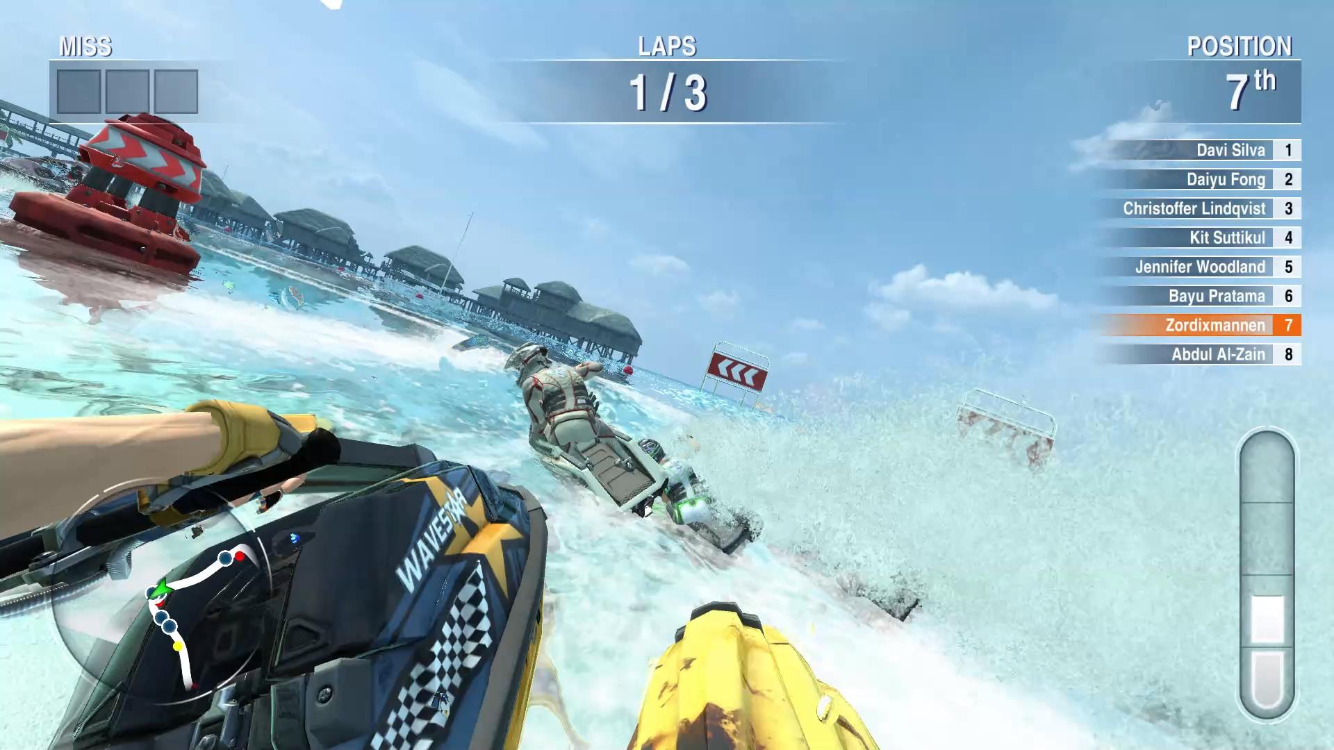 水上摩托竞速天堂 免安装绿色版