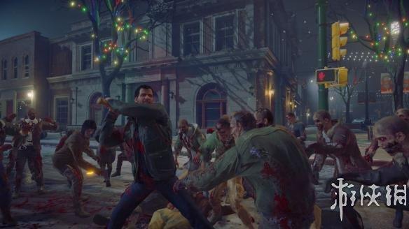 《丧尸围城4》游戏截图
