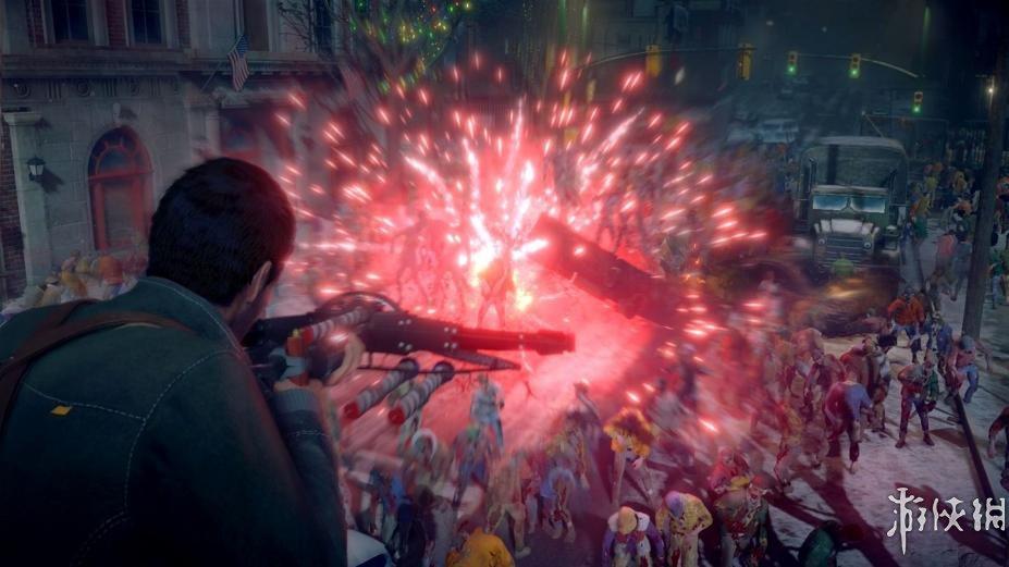 《丧尸围城4》游戏截图(1)