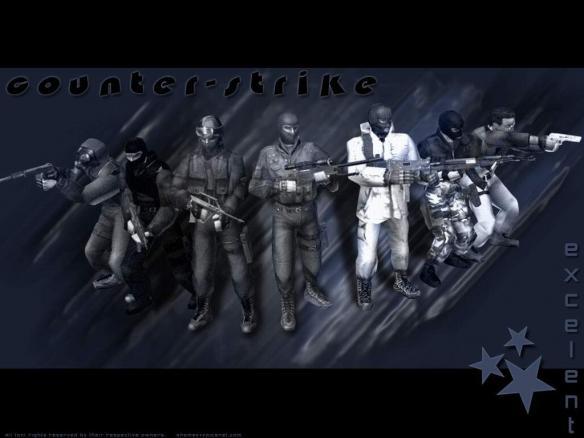 《反恐精英之零点危机》游戏截图