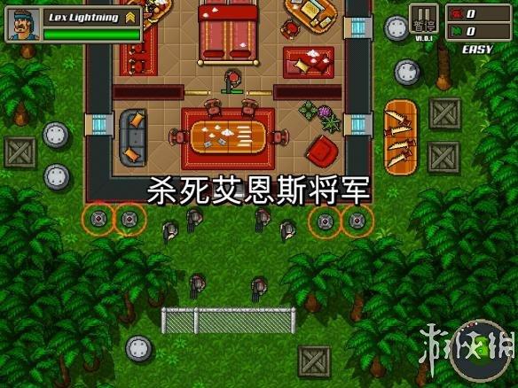 超強浴血任務(Kick Ass Commandos)v1.0.1版LMAO漢化組漢化補丁V1.0