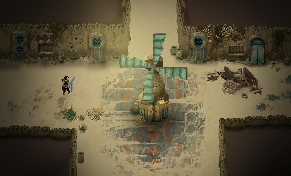 《莫塔之子》游戲截圖