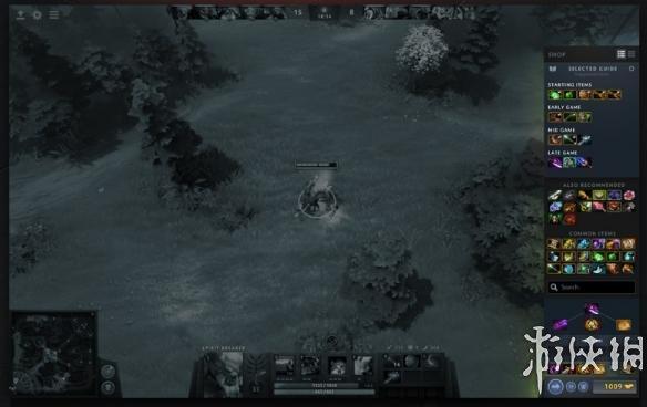 《DOTA2》7.0版游戏截图