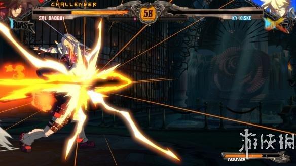 《罪恶装备:未知次元-启示者-》游戏截图-3