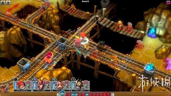 《超级地牢战术》游戏截图