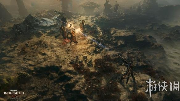 《战锤40K:审判官-殉道者》游戏截图