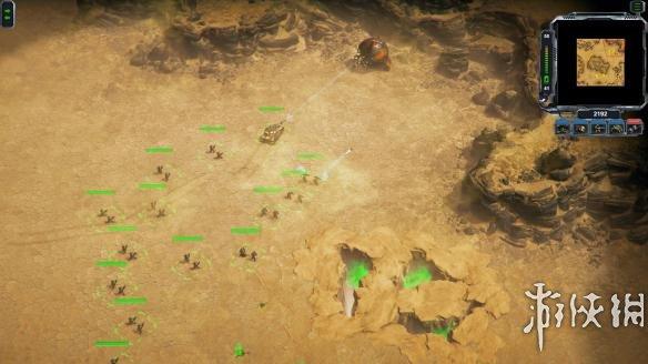 《再度征服》中文游戏截图