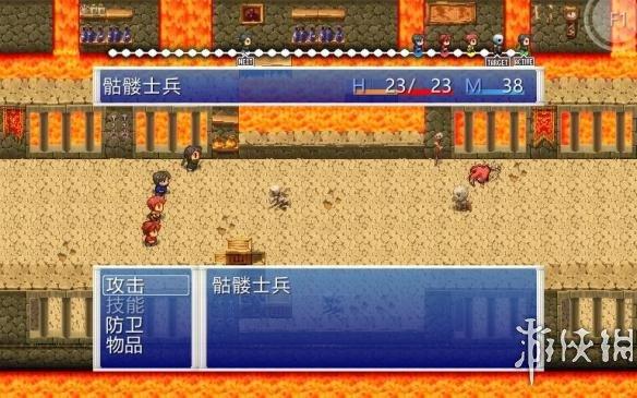 《厄运和命运》官方中文截图