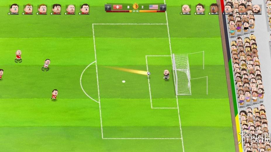《友尽足球》游戏截图