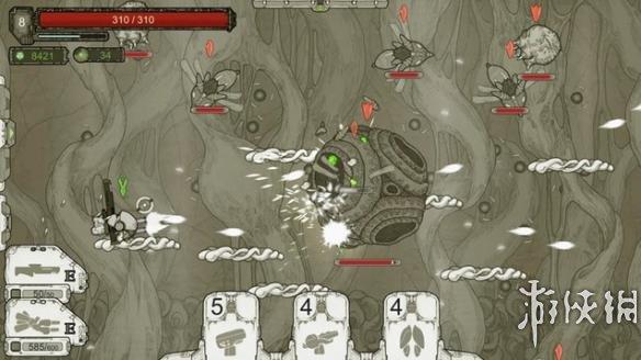 《原始旅程》游戏截图