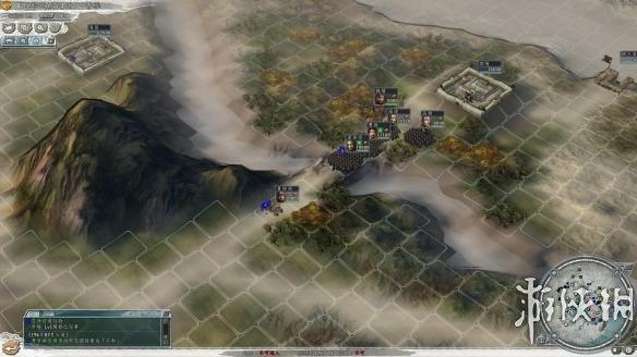 《三国志11威力加强版》中文游戏截图