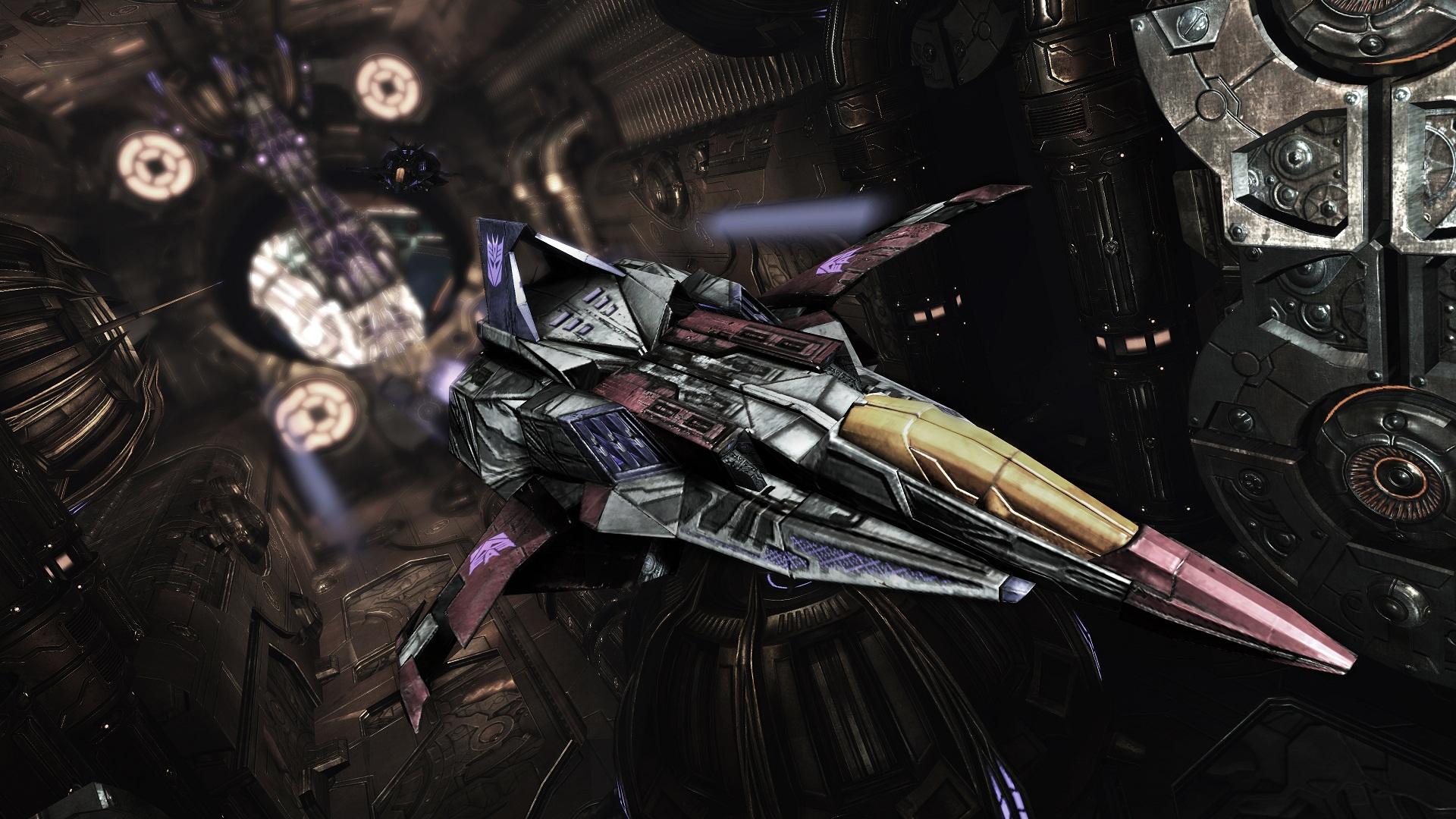 [变形金刚塞伯坦之战 transformers the war for cybertron prophet免