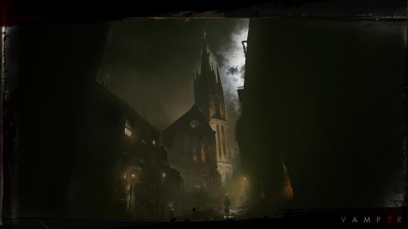 《吸血鬼》精美截图