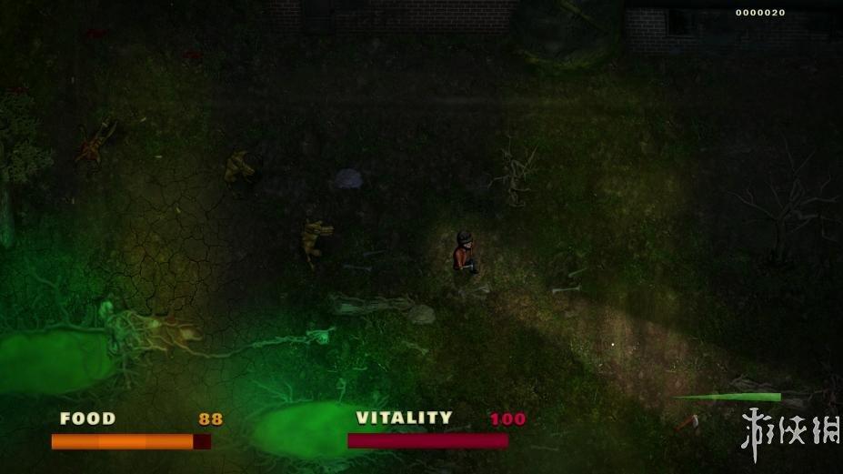 《卡拉邦》游戏截图