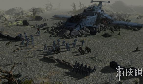 《战锤40K:神圣军团》游戏截图
