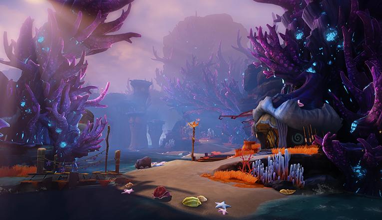 猎魔军团游戏图片欣赏
