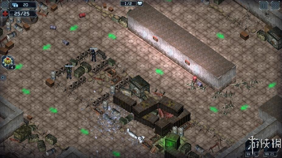 《孤胆枪手塔防》游戏截图