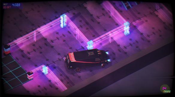 《努力停车》游戏截图-1