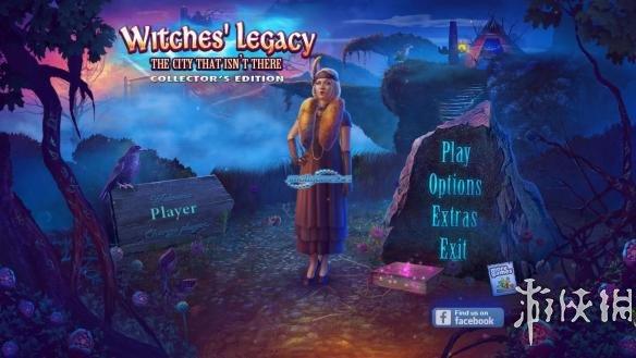 《女巫的遗产9:虚幻之都》游戏截图-1