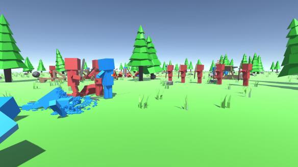 《古代战争2》游戏截图