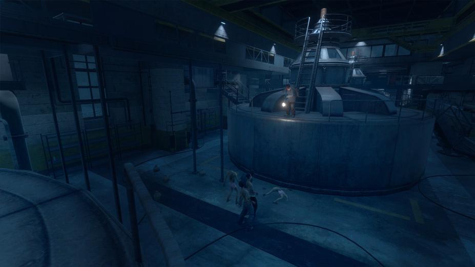 《H1Z1:生存模式》游戏截图(1)