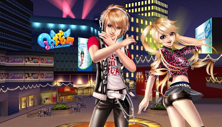 QQ炫舞游戏图片欣赏
