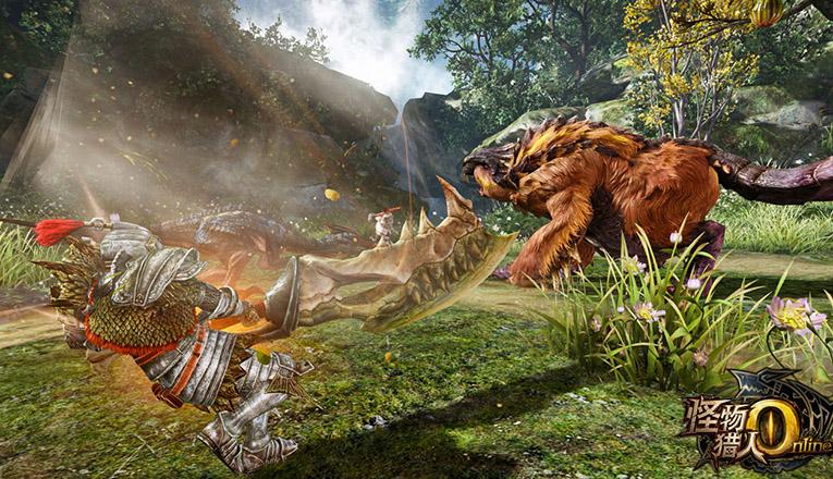 《怪物猎人Online》精美图赏