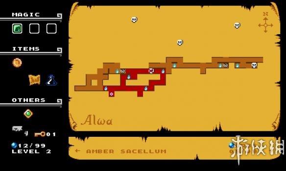 《阿尔瓦的觉醒》游戏截图