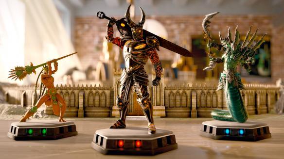 《魔法门:对决》游戏截图