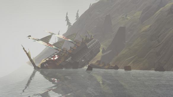 《最后的利维坦》游戏截图