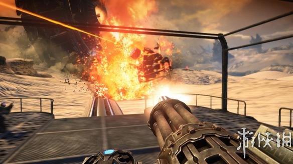《子弹风暴:完全版》游戏截图-1