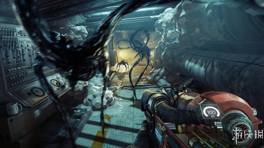 《掠食》游戏截图