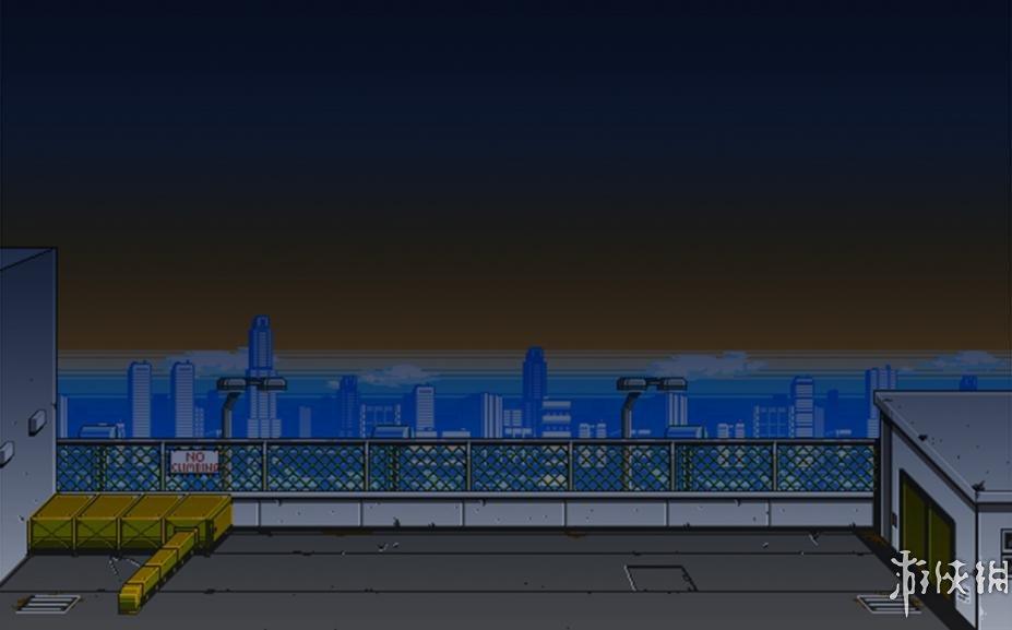 《热血物语:地下世界》游戏截图