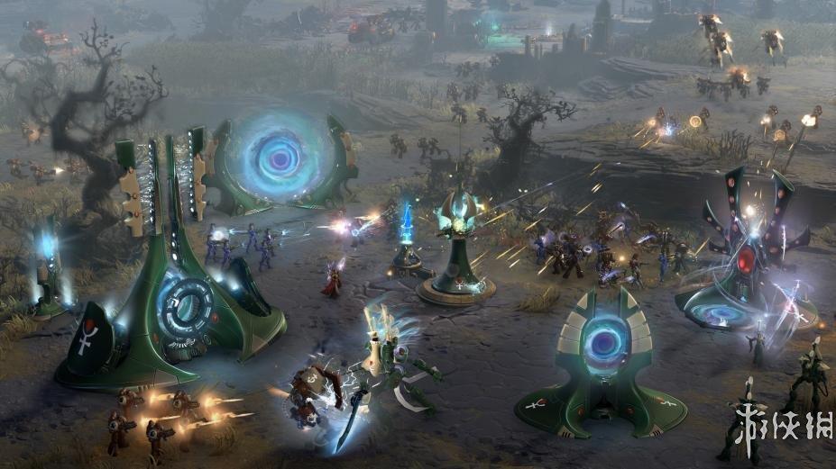 《战锤40K:战争黎明3》游戏截图