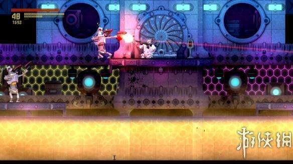 《火箭鸟2:进化》中文游戏截图