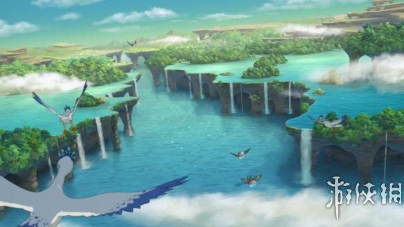 《二之国2:亡魂之国》游戏截图