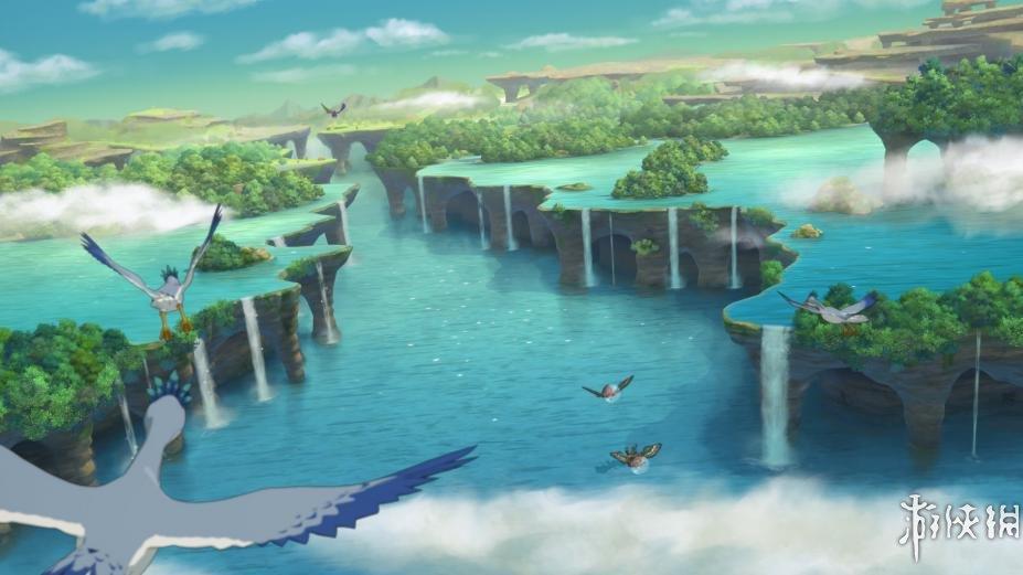 《二之国2:亡魂之国》游戏截图(1)