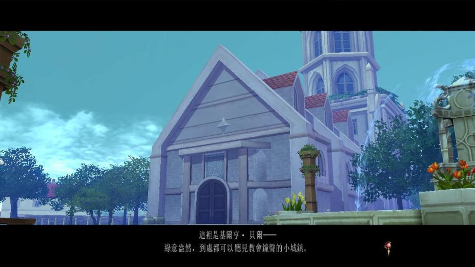 《索菲的工作室》中文截图