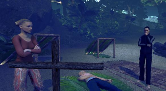 《黑色海岸》游戏截图