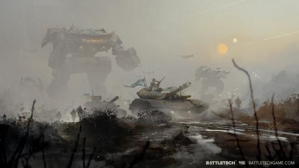 《暴战机甲兵》精美截图