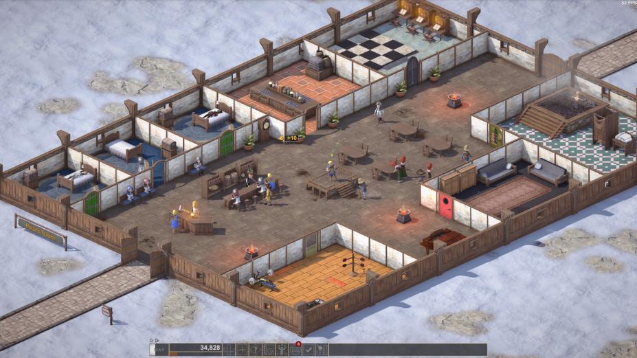 《酒店大亨:龙的宿醉》游戏截图