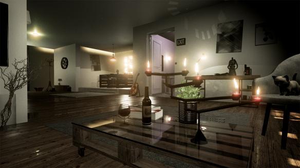 《细雨路径:琉璃》游戏截图