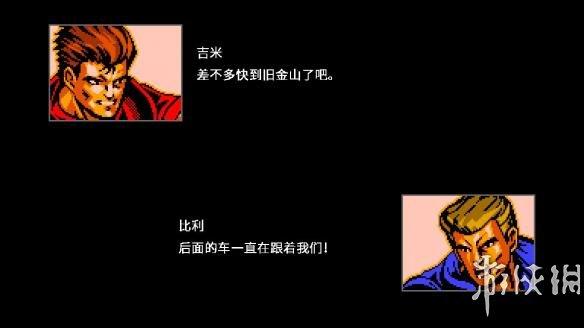 《双截龙4》中文游戏截图