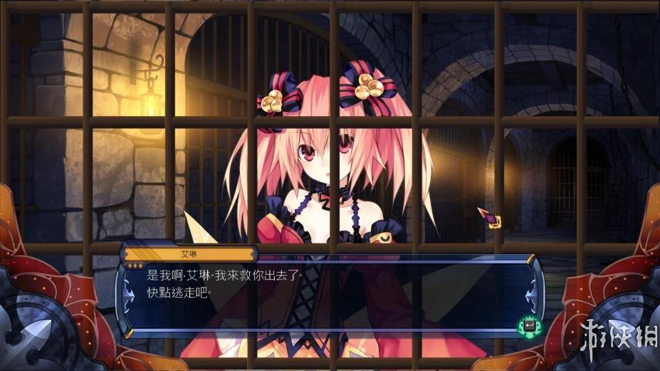 《妖精剑士F:邪神降临》中文游戏截图