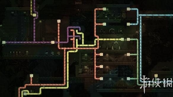 《氧气不足》游戏截图