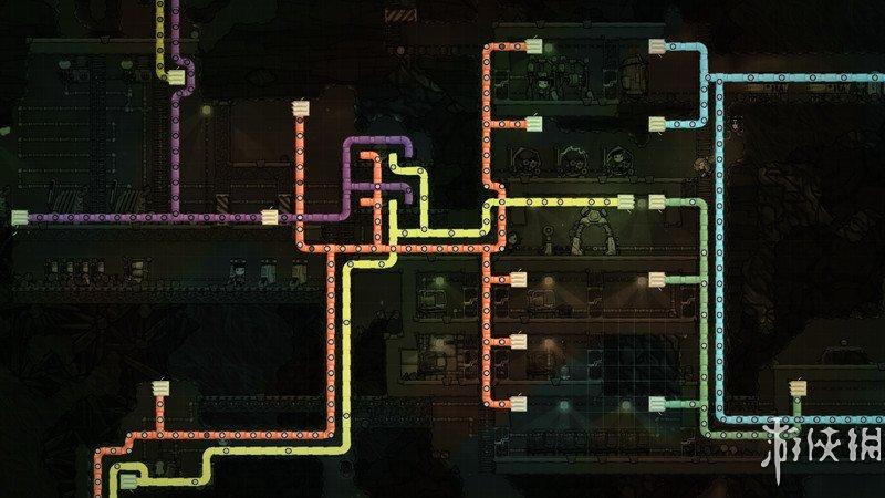 《氧气不足》游戏截图(1)