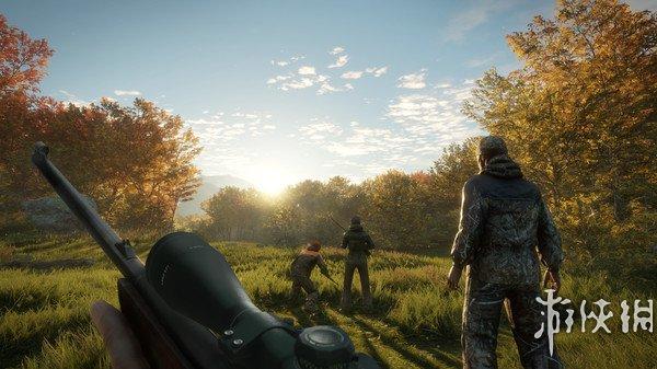 《猎人:野性的呼唤》游戏截图